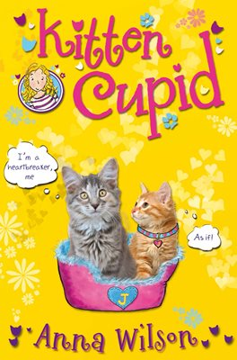 Book cover for Kitten Cupid